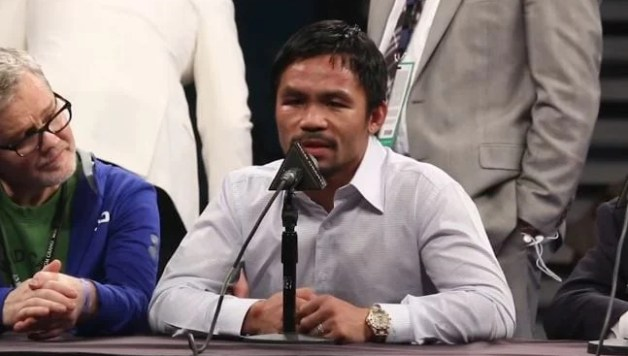 Manny Pacquiao Training Routine
