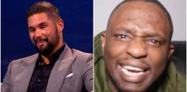 Tony Bellew Laughs