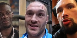 Tyson Fury Calls Out