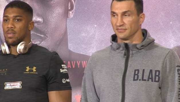 Klitschko Explains