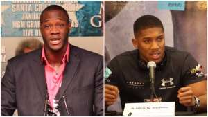 Latest Joshua vs Wilder News