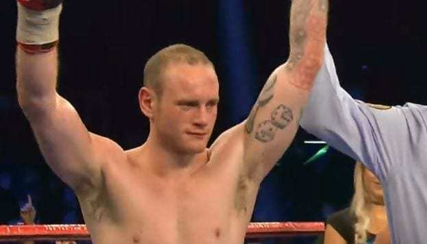 George Groves Won