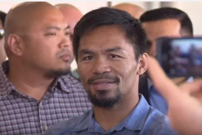 Manny Pacquiao on Mayweather vs McGregor Fight