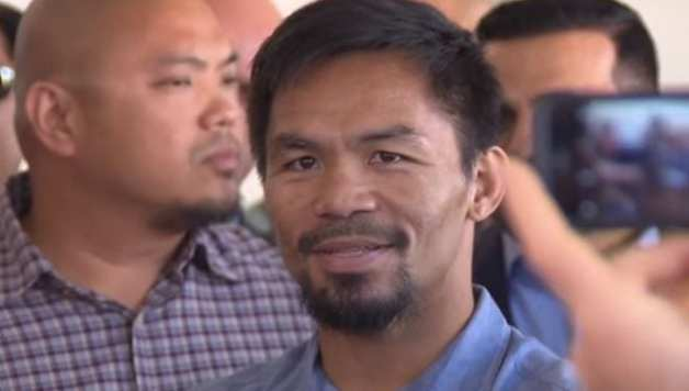 Pacquiao on Mayweather vs McGregor