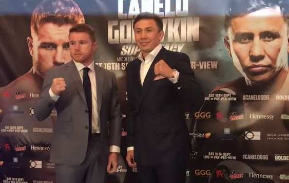 golovkin vs canelo is