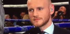 George Groves' Salty Reaction To Khan KO Win Gets People Talking