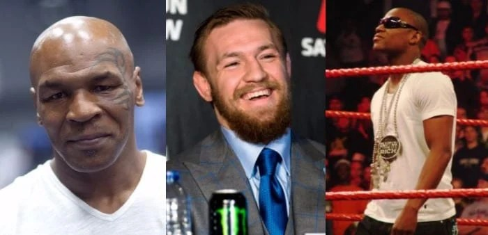 McGregor Reacts To Mike Tyson Saying Mayweather Will KO Him