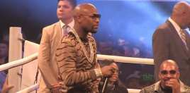 Mayweather To Beat McGregor