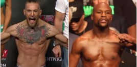 Mayweather alleges McGregor