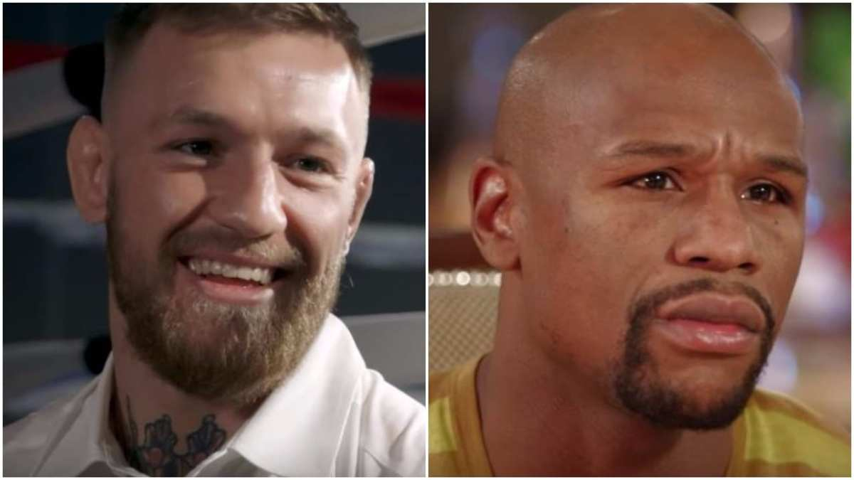 McGregor Reacts To 8 Ounces Gloves Decision Against Mayweather