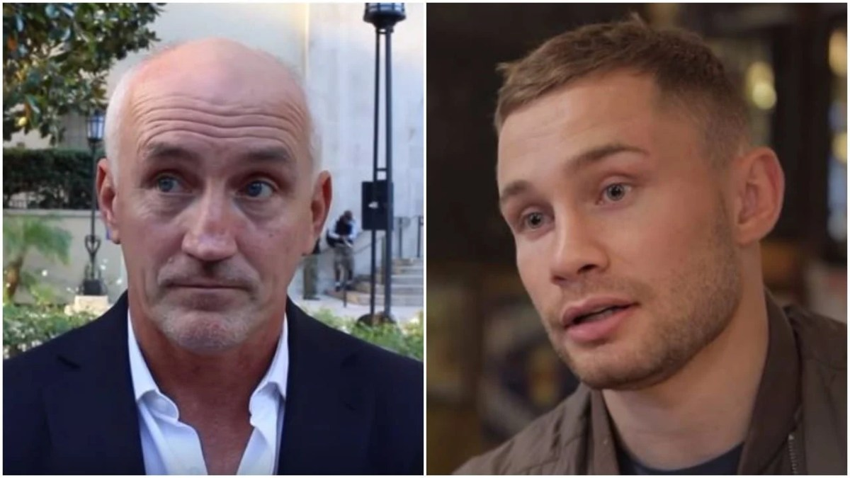Carl Frampton Promoter Releases Statement Regarding Cancelled Event