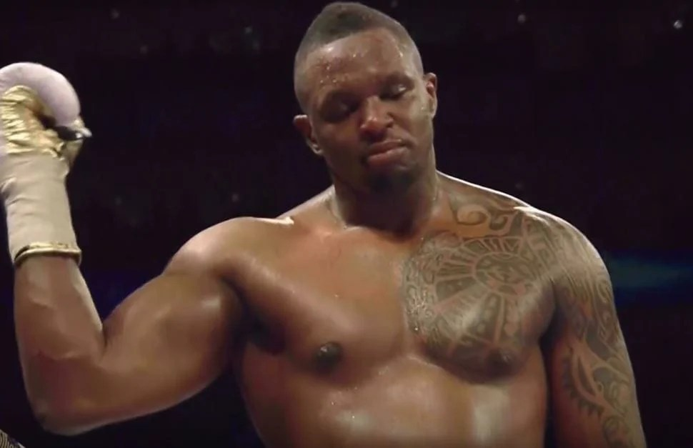 The Painful Moment Dillian Whyte Closed The Show On US Debut