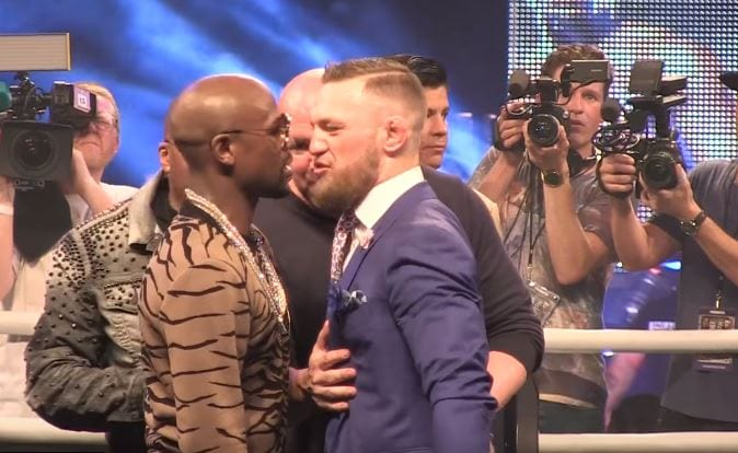 Floyd Mayweather Uncle Jeff Outlines Main Challenge McGregor Faces