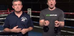 teddy atlas and chael sonnen