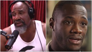 Briggs Calls Deontay Wilder Out