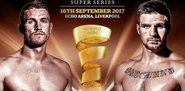 Callum Smith vs Erik Skoglund