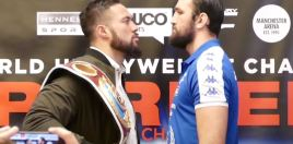 Joseph Parker vs Hughie Fury Predictions