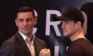 Anthony Crolla vs Ricky Burns Preview