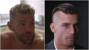 Billy Joe Saunders and David Lemieux