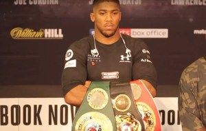 Is Anthony Joshua The Next Big Thing