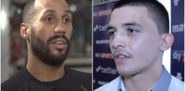 James DeGale and Lee Selby