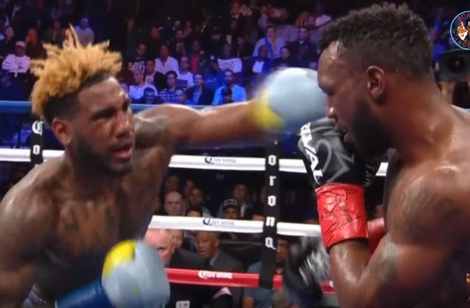 The Moment Jarrett Hurd Became First Man To Stop Austin Trout