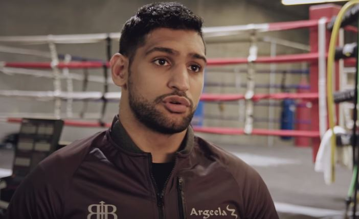 Amir Khan Earning Staggering Amount For I'm A Celeb TV Show