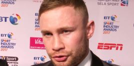 Frampton On The Ball With Reaction To Santa Cruz Mares Rematch
