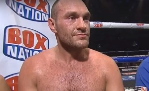 Tyson Fury: This Is Becoming The Cinderella Story