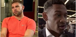 Billy Joe Saunders Calls Out