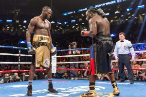 Deontay Wilder Compares