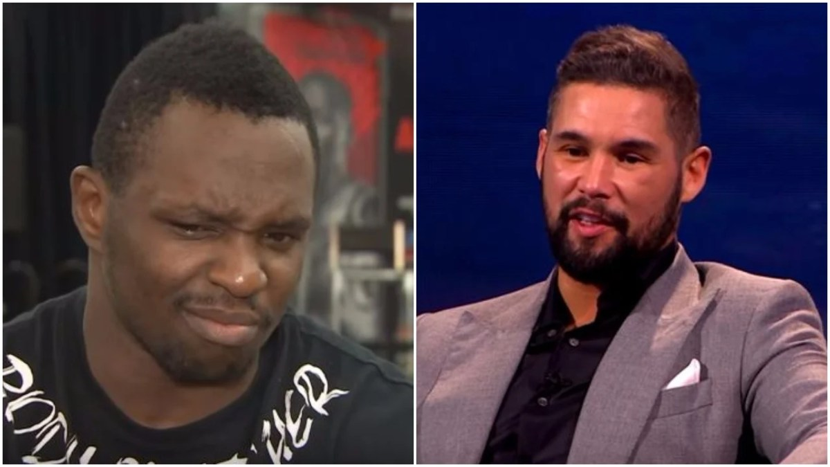 Dillian Whyte Blames Tony Bellew For Not Saving December 17th Show