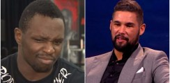 Dillian Whyte Blames Tony Bellew