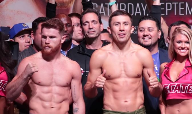 Oscar De La Hoya Gives Update On GGG-Canelo Rematch Details