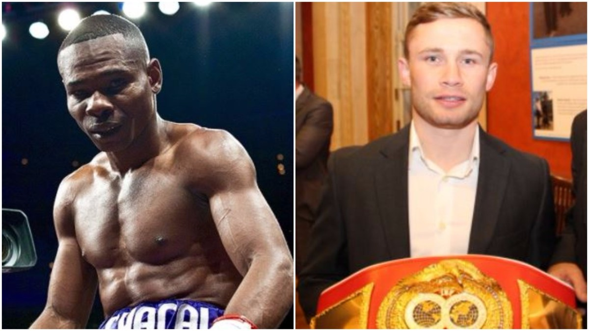 Guillermo Rigondeaux Calls Out Carl Frampton - Calls Him A Ducker