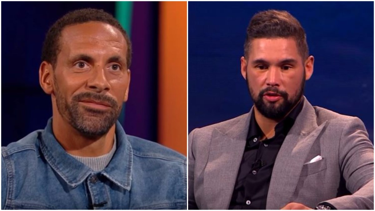 Rio Ferdinand Reacts To Tony Bellew's Criticism Of Him Boxing
