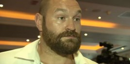Tyson Fury Reacts To Eddie Hearn Criticizing His Fighting Style - Attacks Him Personally