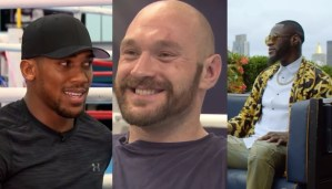 Tyson Fury On What