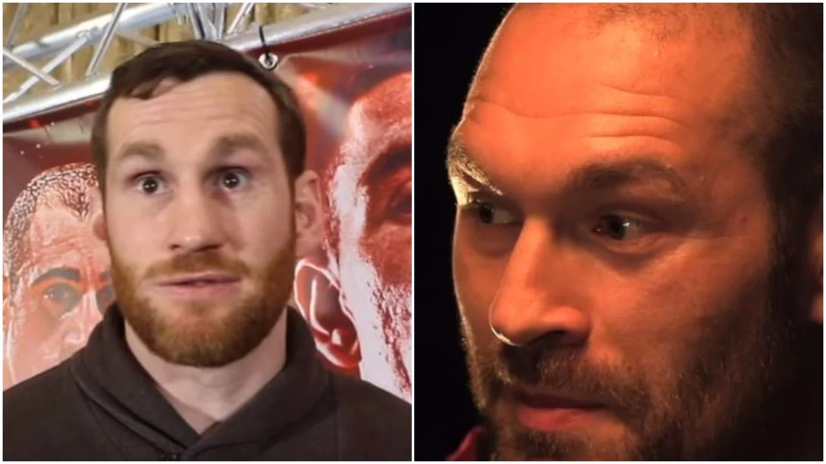 Tyson Fury and David Price Exchange Renewed War Of Words