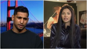 Amir Khan Wife Faryal
