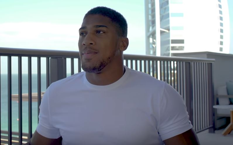 Anthony Joshua's Promoter Responds To Possible $500 Million UFC Offer