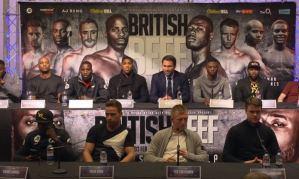 Anthony Joshua To Become Boxing Promoter