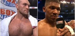 Boxing World Reacts To Huge Tyson Fury Anthony Joshua News