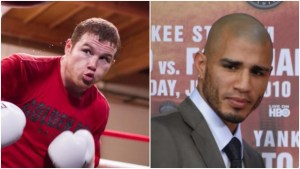 Canelo Told Cotto