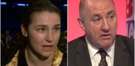 Katie Taylor Hits Back