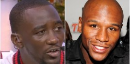 Terence Crawford Comes To Floyd Mayweather
