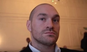 Tyson Fury Reportedly