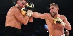 What Billy Joe Saunders Did