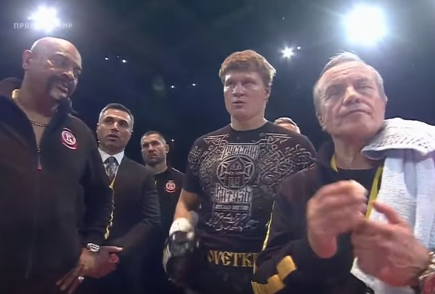 Alexander Povetkin vs Hammer Results - Full Fight Review