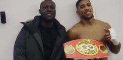 Anthony Joshua Has To Hand Over A Lump Of Personal Cash To Defend Titles